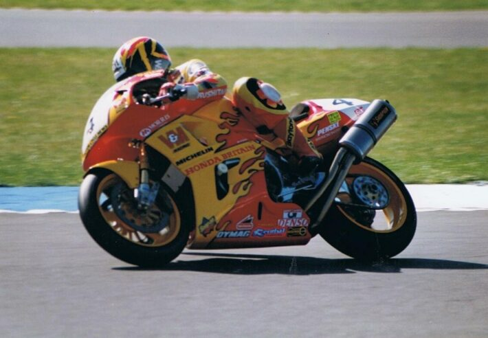 Michael Rutter credit Phil Wain's Family Archive