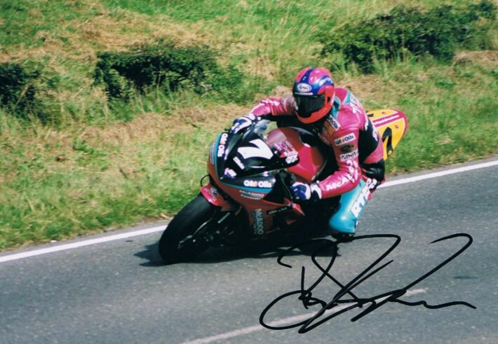 Ryan Farquhar credit Phil Wain's Family Archive