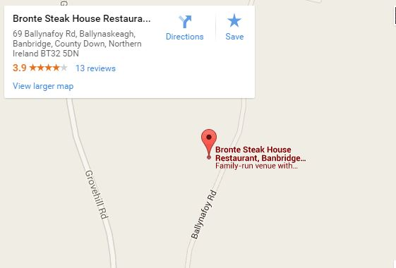 Bronte Steak House