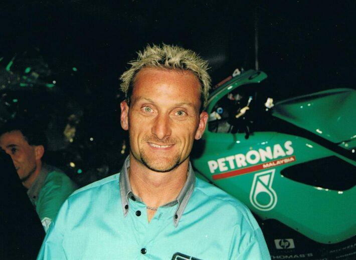 Carl Fogarty - 2002