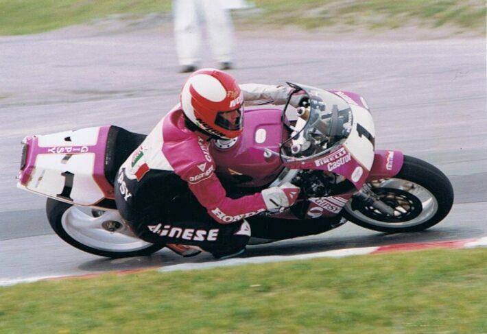 Honda RC30 750 - Fred Merkel