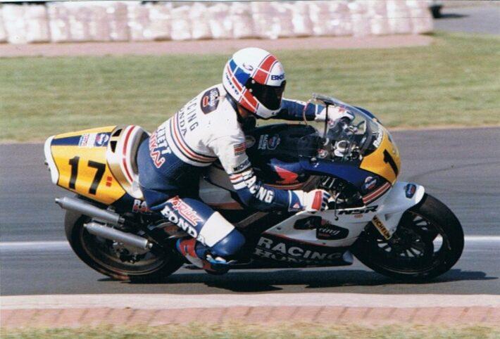 Roger Burnett - 1989 - Donington Park