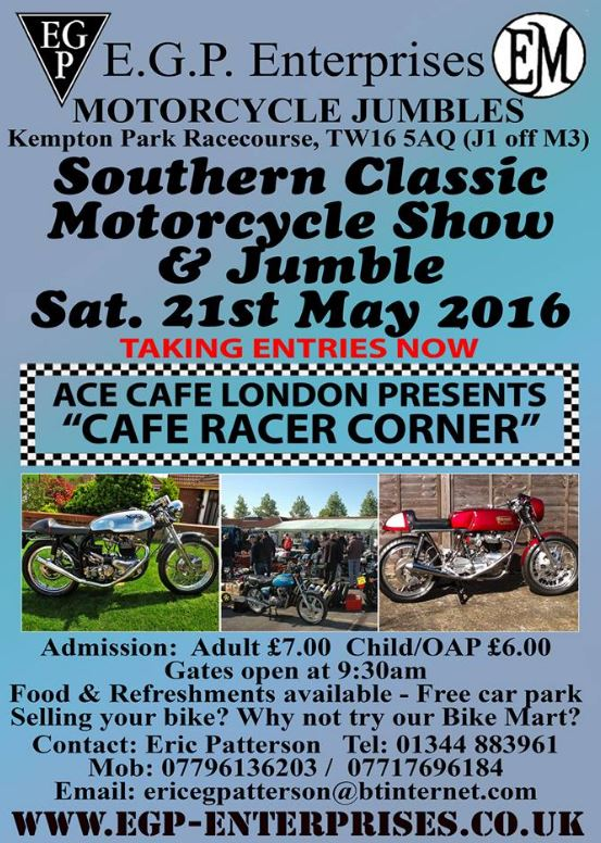 Southern Classic Motorcycle show