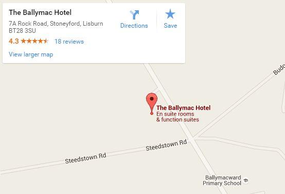 The Ballymac Hotel