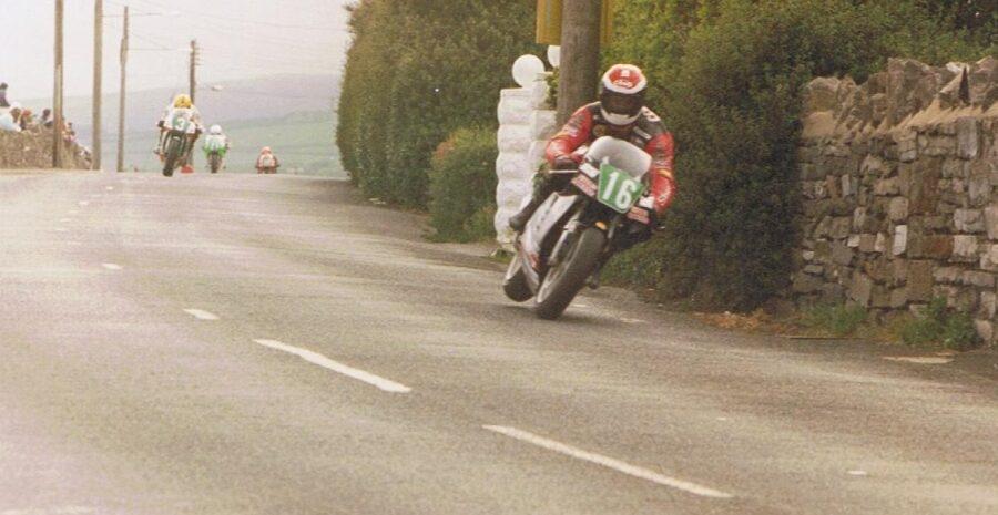 8 James Courtney – 1995 – Ballawhetstone S100
