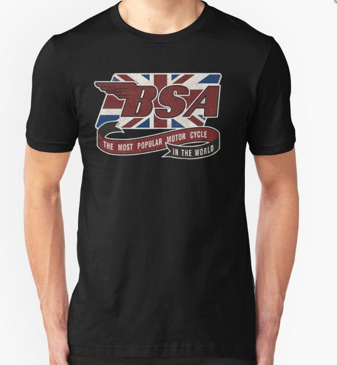 BSA t shirt