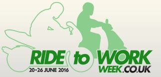 Ride to work week 2016