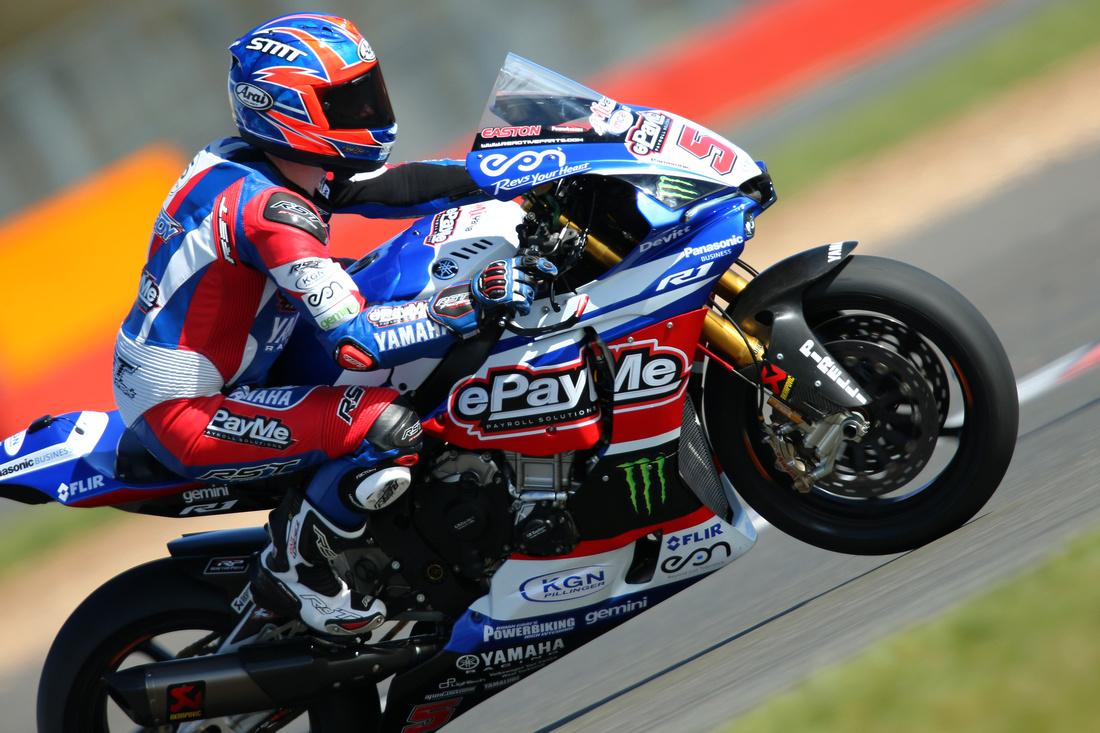 Stuart Easton image credit Tommy Hill Motorsport