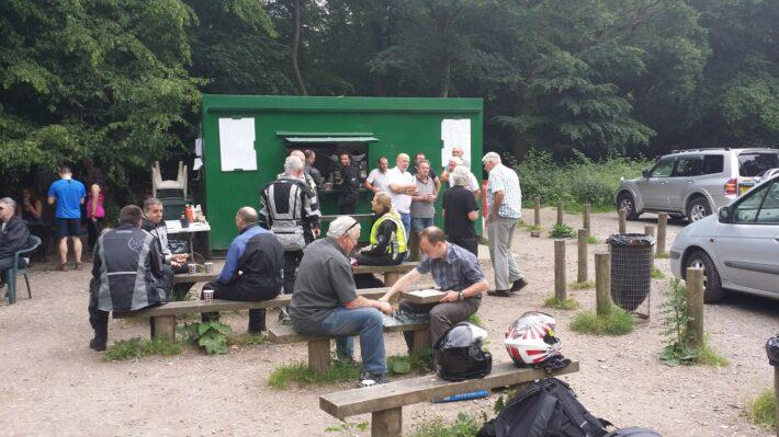 Berts Tea Hut outside credit fb