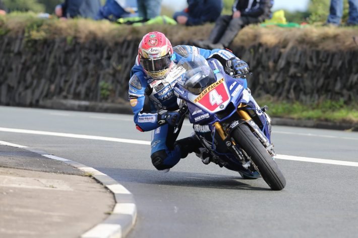Dan Keen at Southern 100 credit Mar-Train Racing