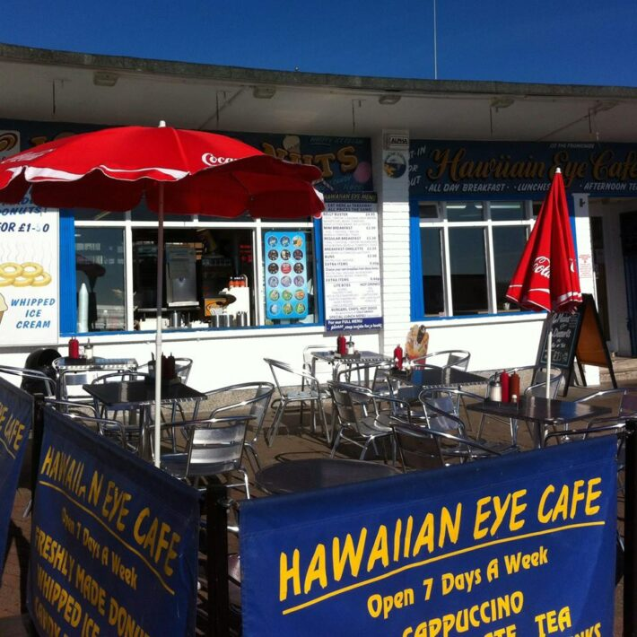 Hawaiian Eye Cafe