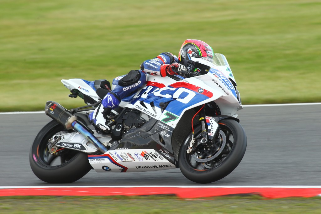 Laverty looks strong for the BSB showdown credit Tim Keeton Impact Images