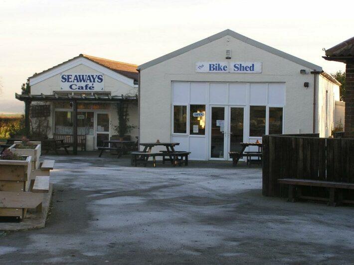 Seaways Cafe outdoor credit fb