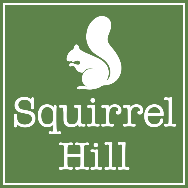 Squirrel Hill cafe logo
