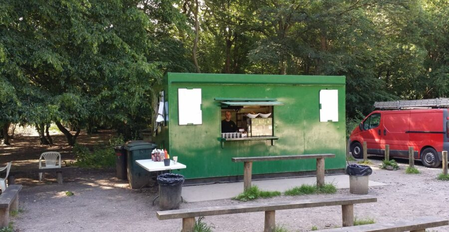 Berts Tea Hut