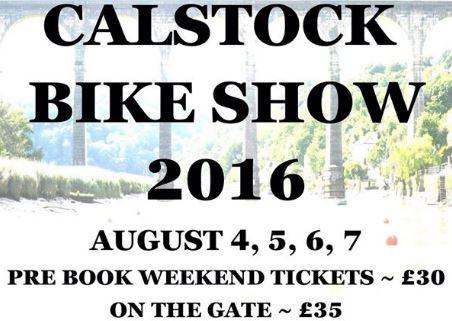 Calstock Bike Show 2016