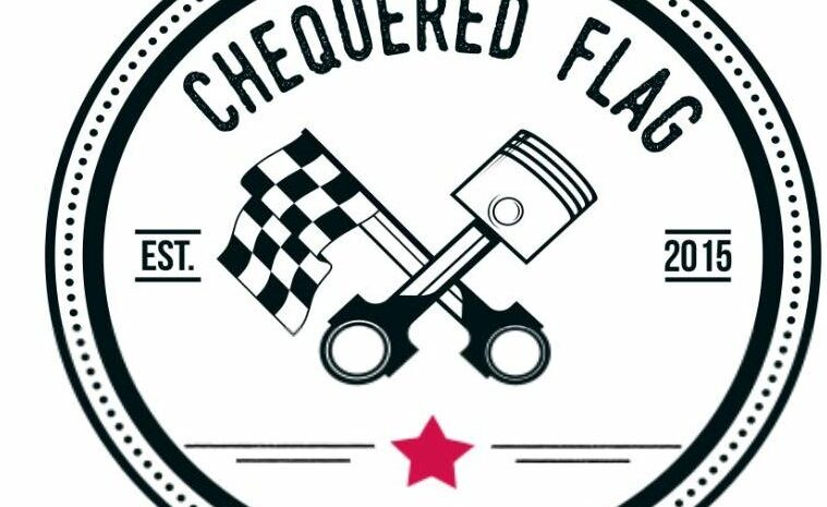 Chequered Flag logo credit fb