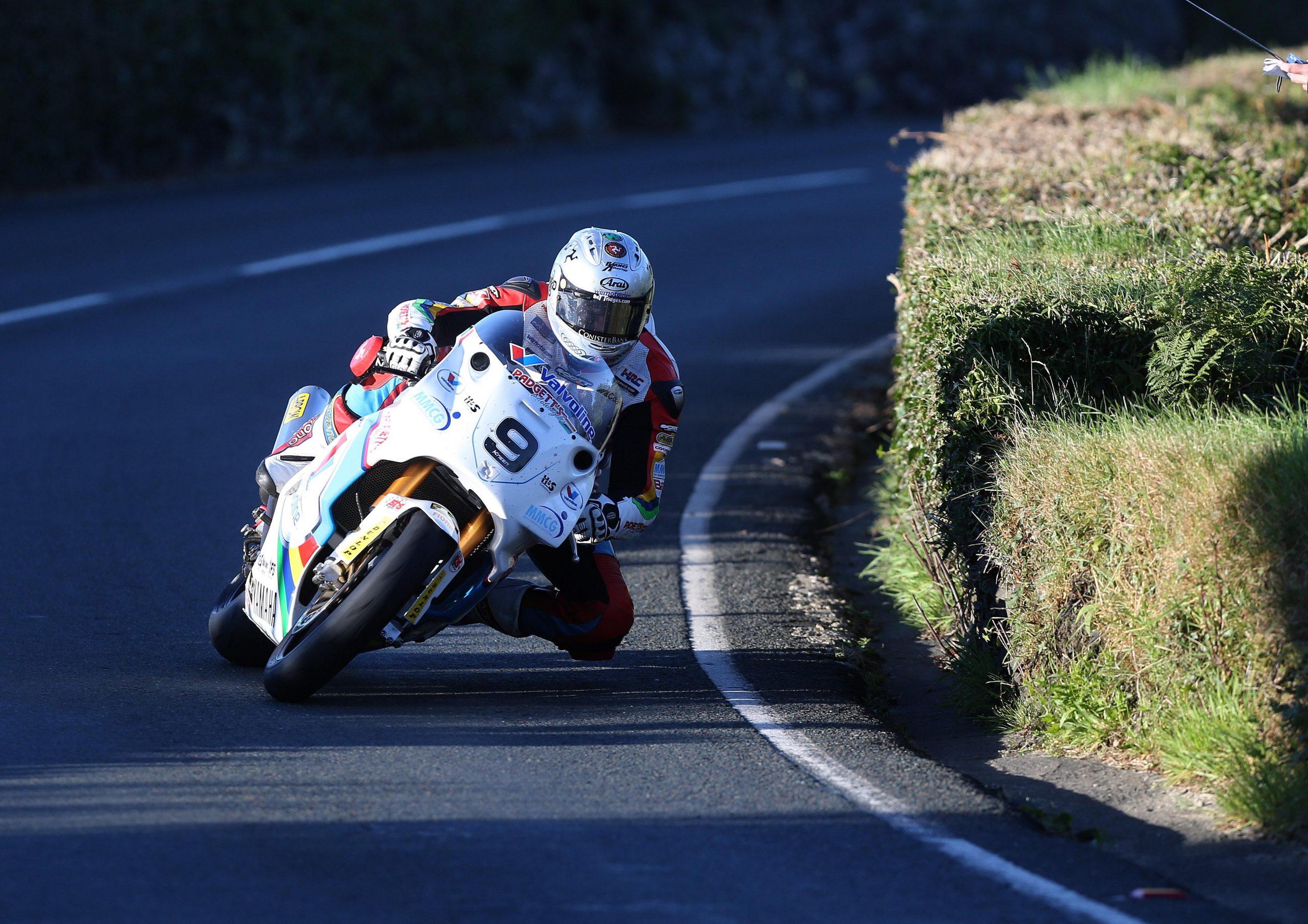 Dan Kneen motorcycle racer