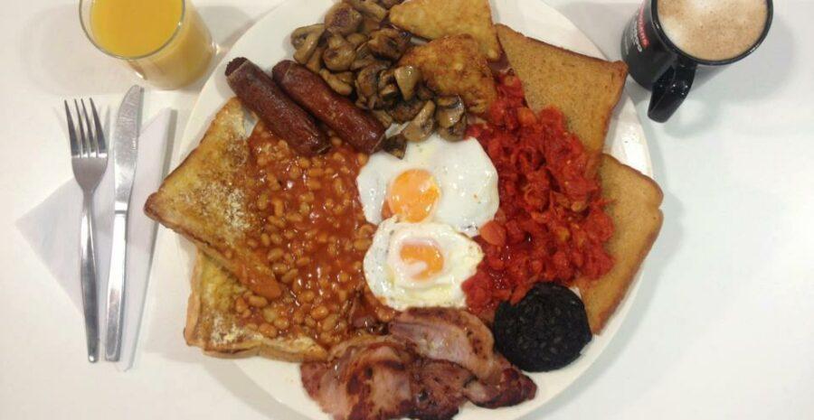 Harrys Cafe Breakfast credit FB