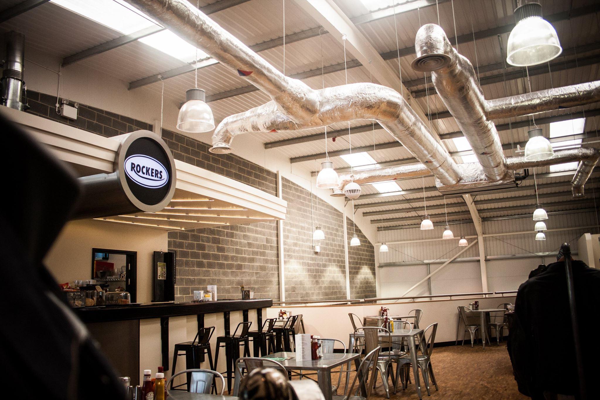 Krazy Horse Cafe inside credit fb