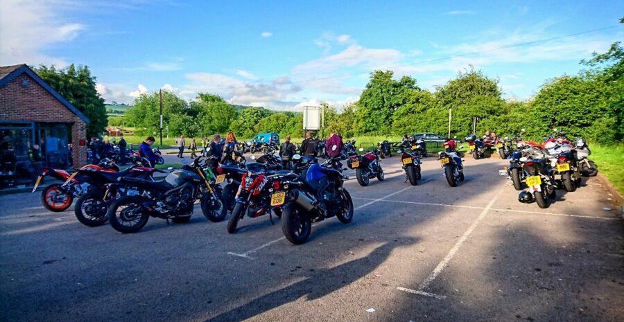 Loomies Moto Cafe bike night credit Loomies Official FB