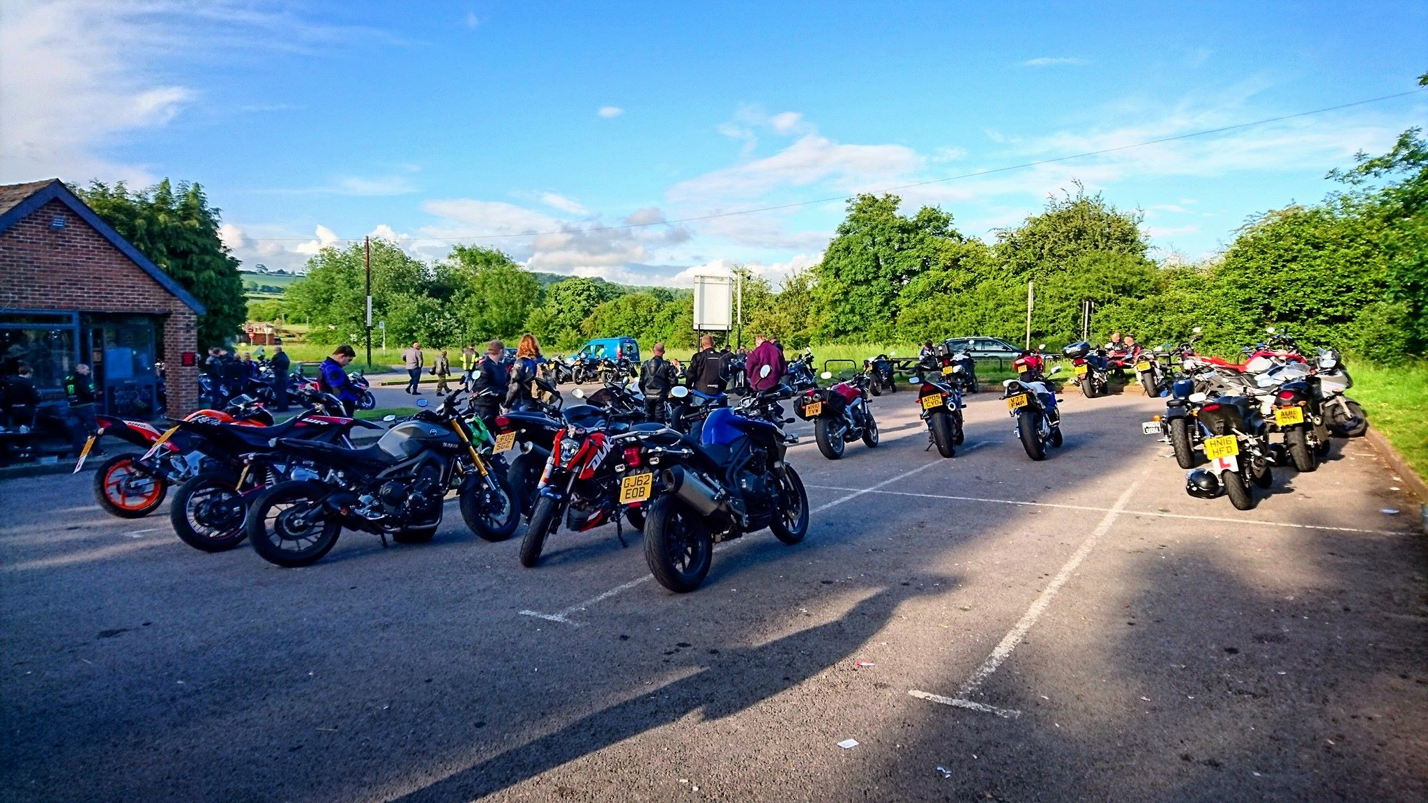 Loomies Moto Cafe bike night credit Loomies Official FB