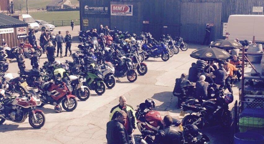 Manor Cafe bikers gathering credit fb