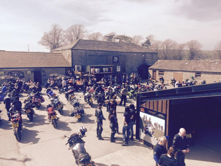 Manor Cafe busy car park credit fb