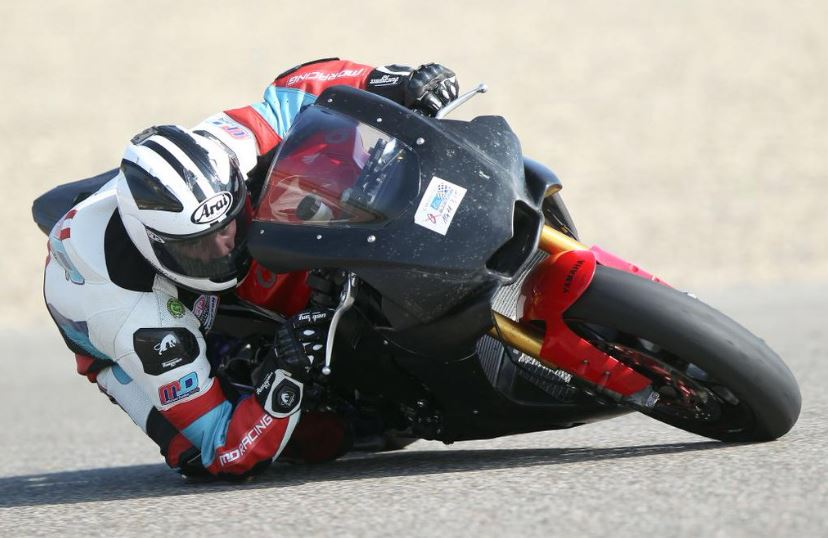 Michael Dunlop image courtesy of @M_Dunlop3 Twitter account