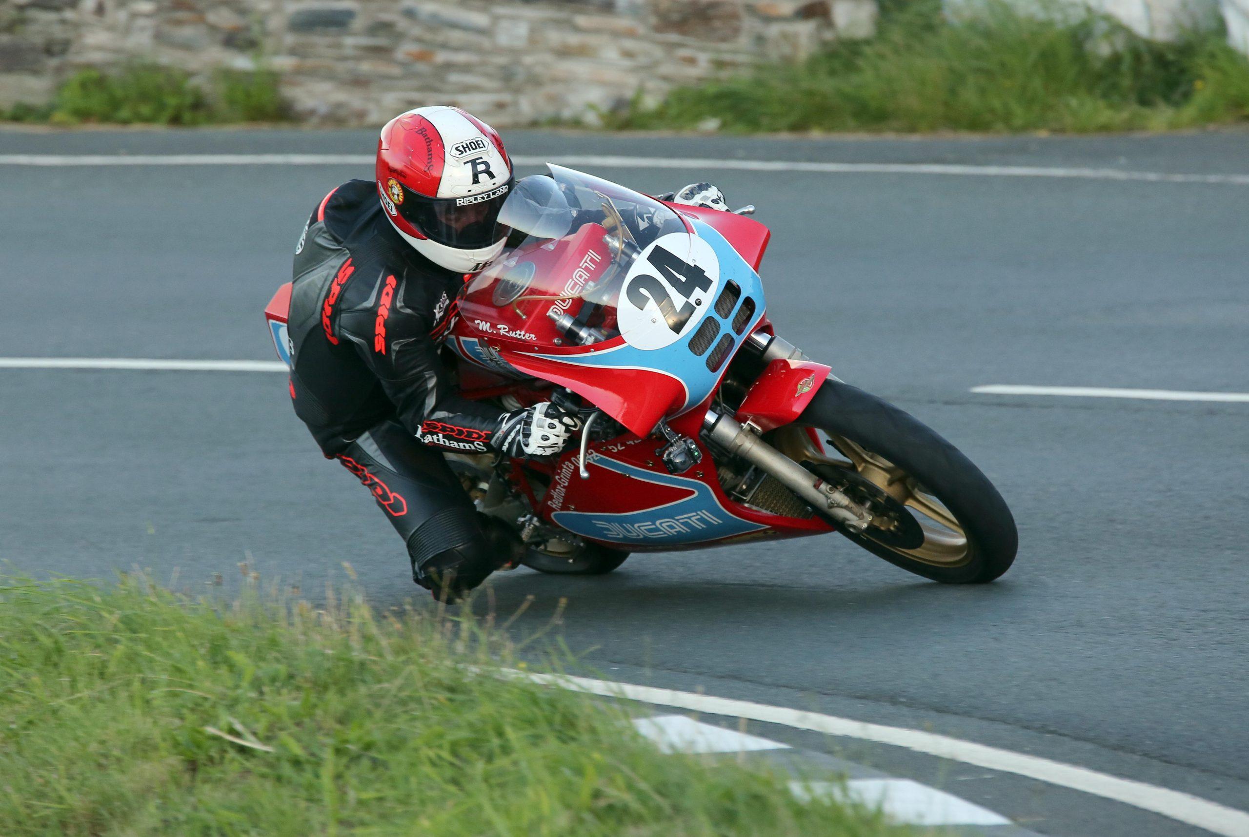 Michael Rutter motorcycle racer