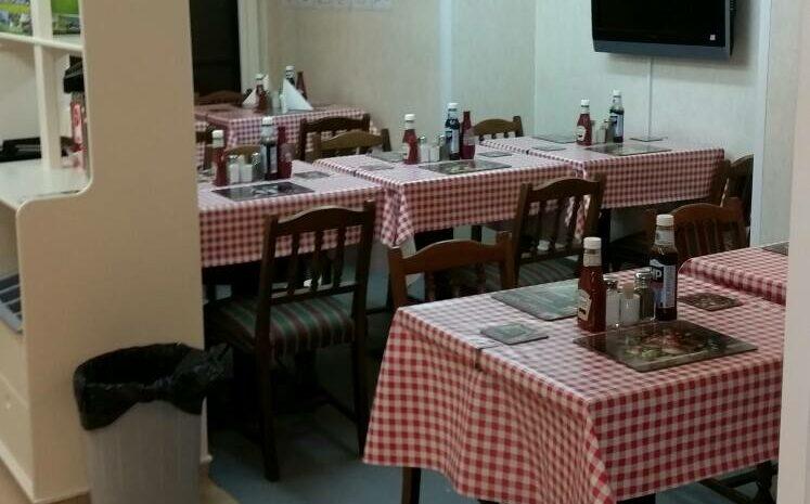 Montford Bridge Cafe inside credit fb