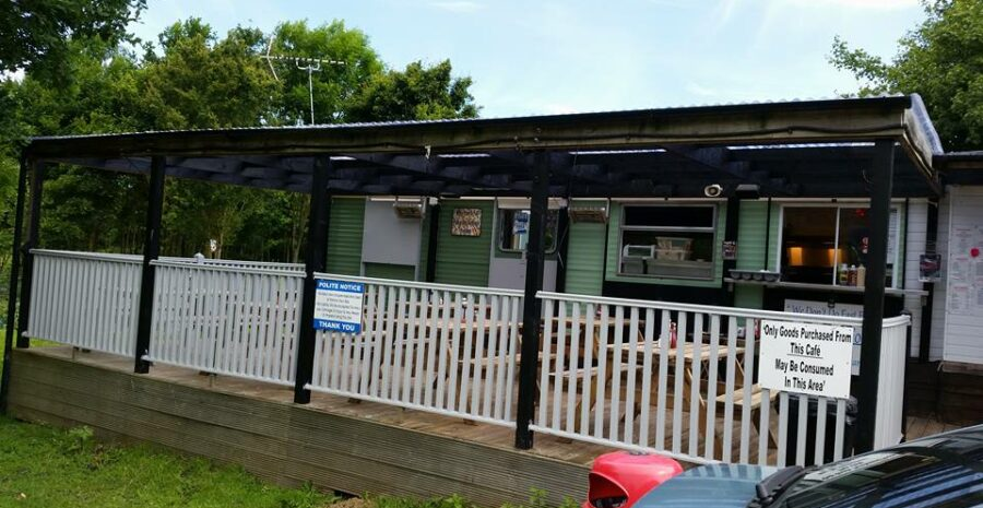 Montford Bridge Cafe outdoors credit fb
