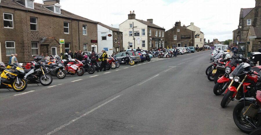 Penny Garth Cafe bikers credit fb