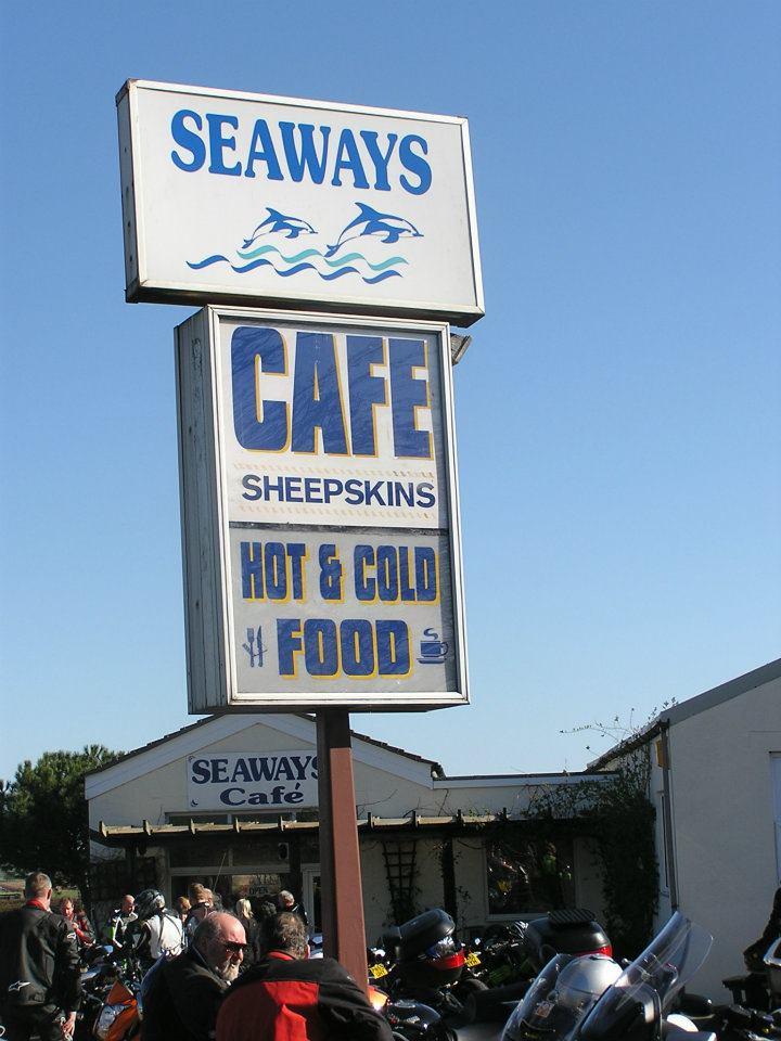 Seaways Cafe sign credit fb