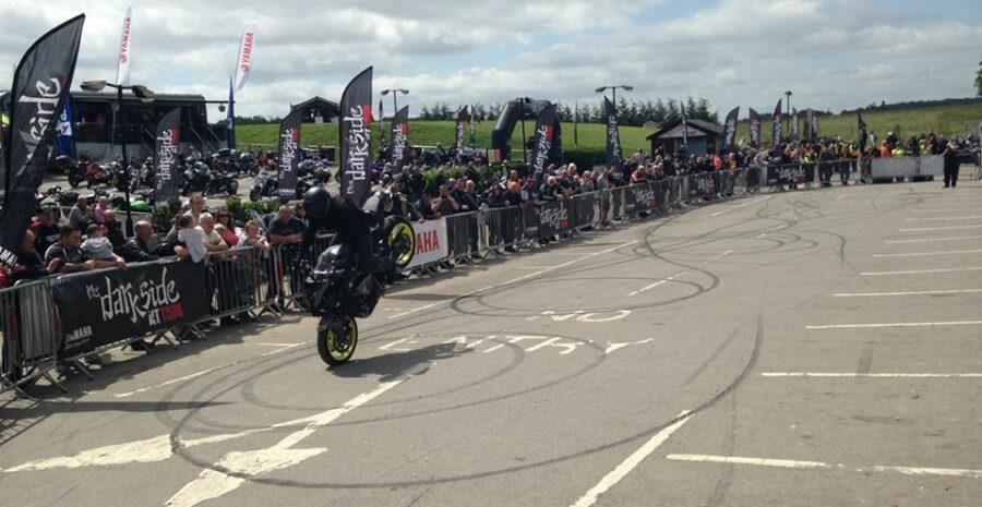 Squires event day stuntshow credit fb