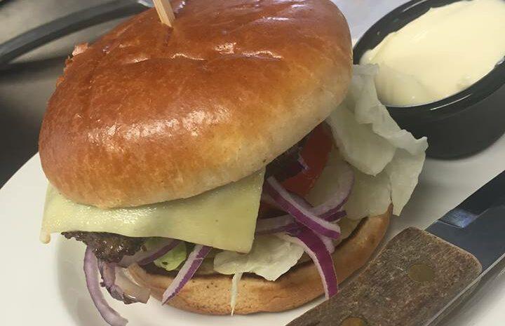 Super Sausage Cafe food credit fb