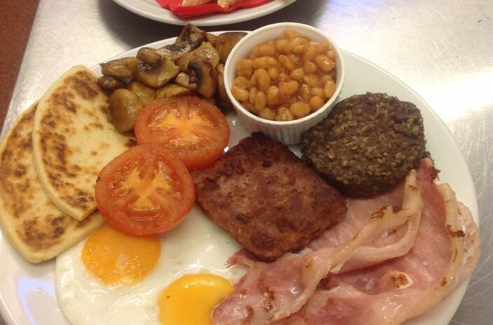 Wee Puffin breakfast challenge credit fb