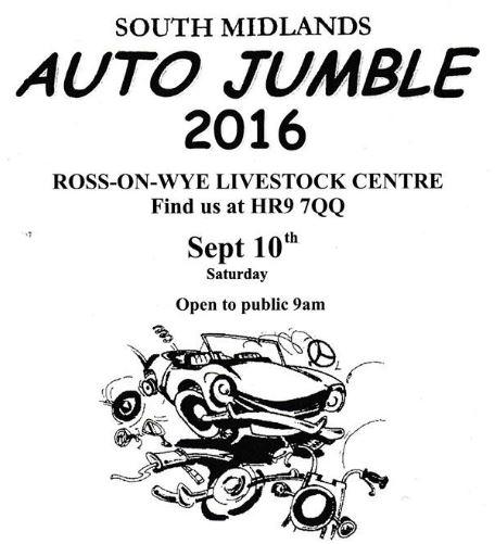 South Midlands Autojumble