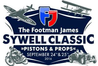 The Footman James Sywell Classic Pistons and Props