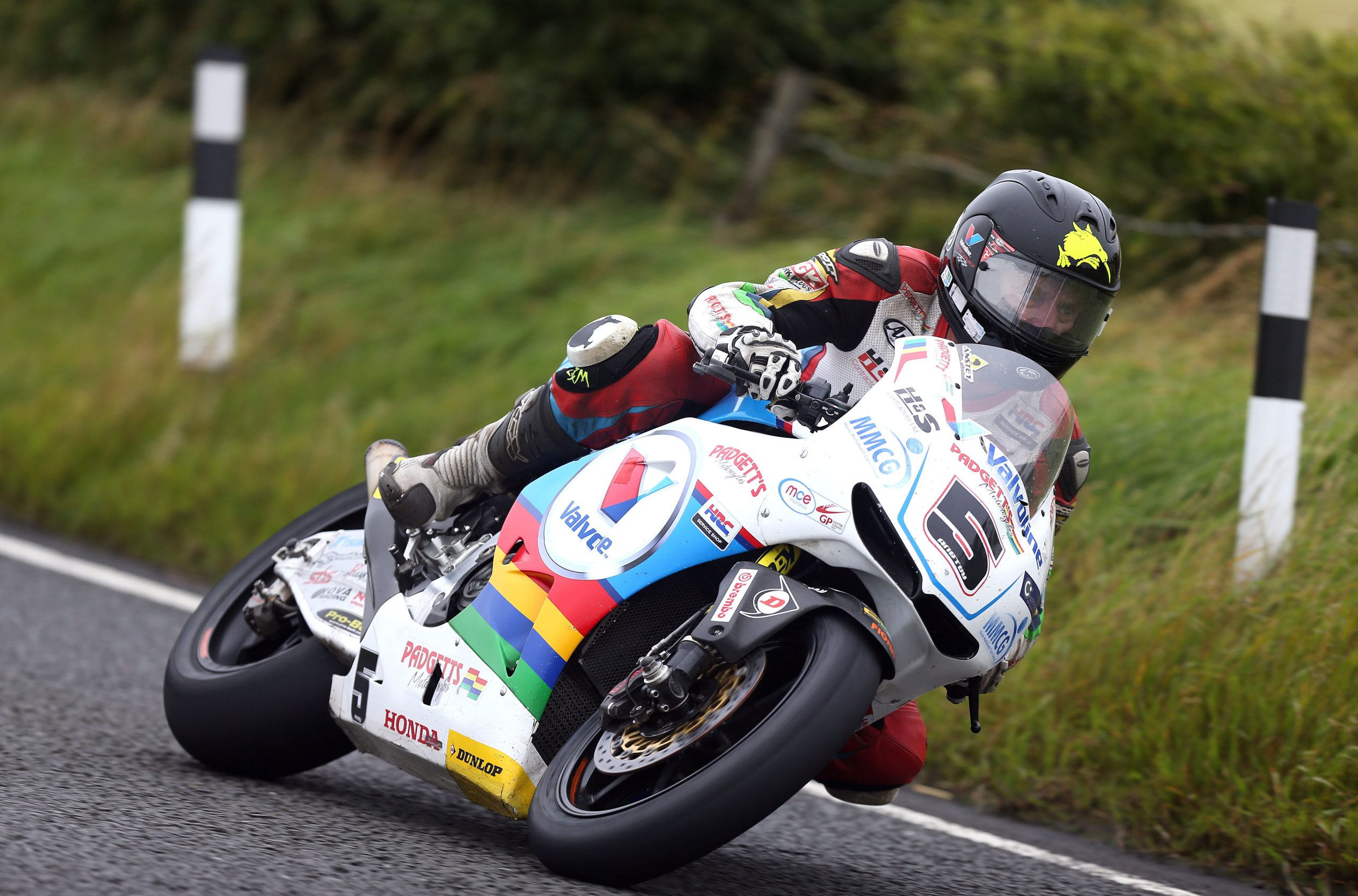 Bruce Anstey by Stephen Davison Pacemaker Press International