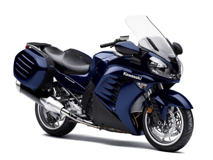 Kawasaki GTR1400 2010 credit MCN