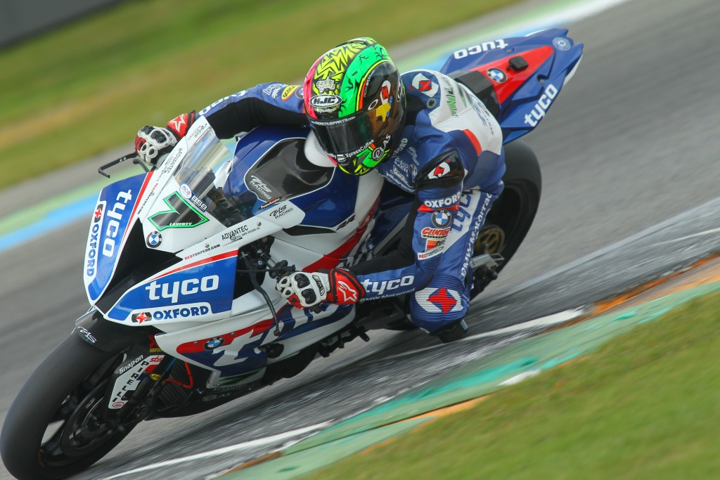 Michael Laverty credit Tyco BMW