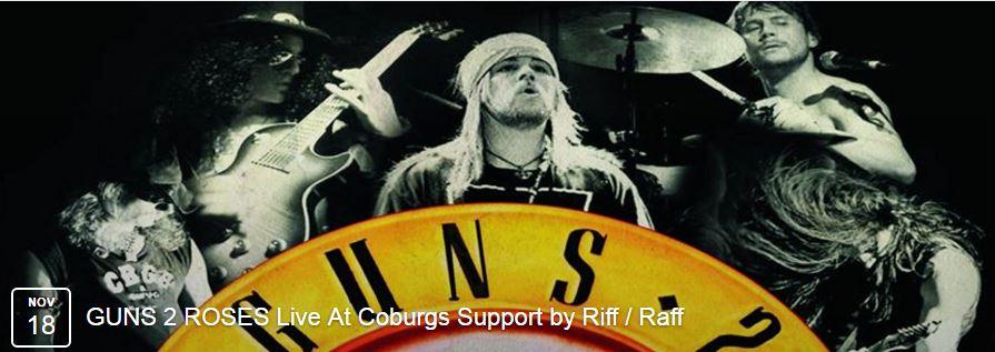 Guns 2 Roses Live