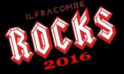 Ilfracombe Rocks 2016