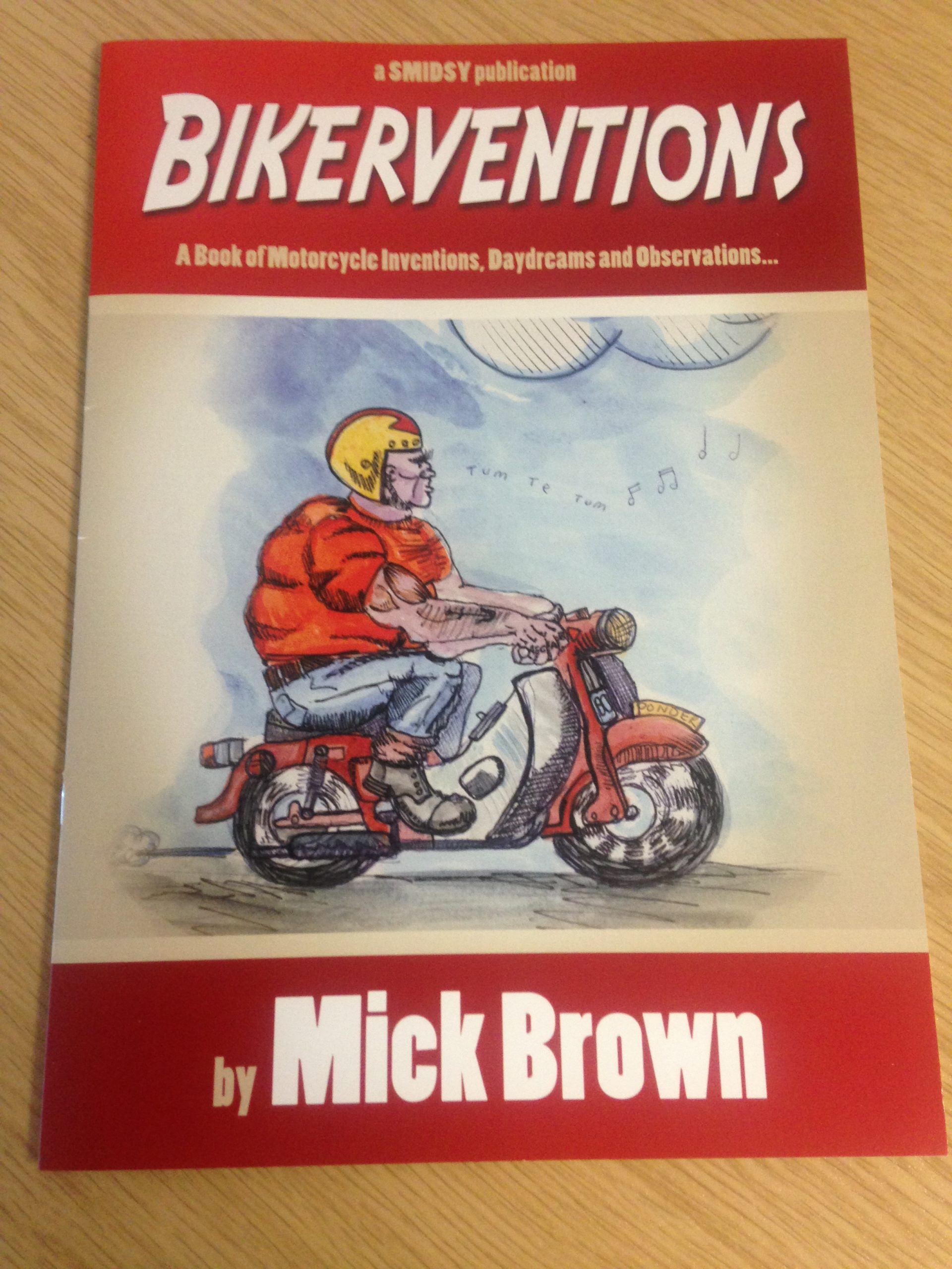 Bikervention front cover