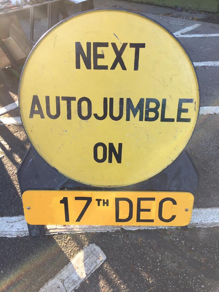 Lincoln Autojumble Dec