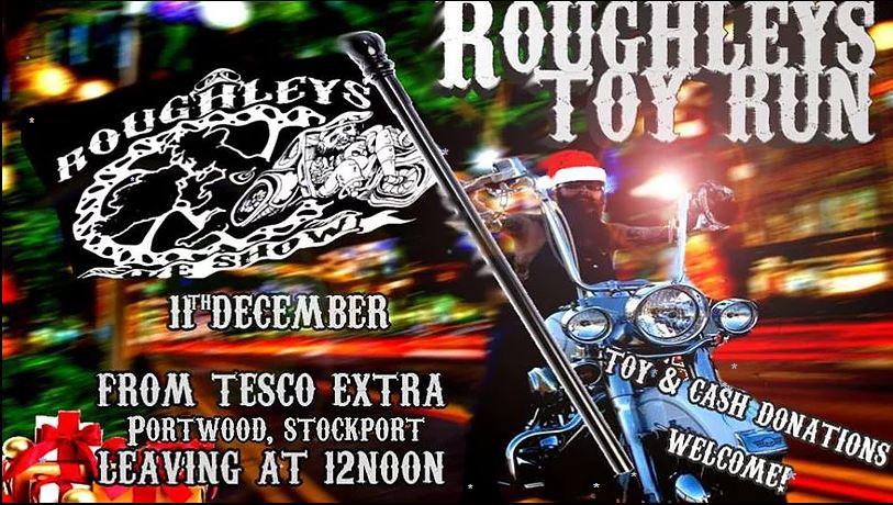 Roughleys Toy Run