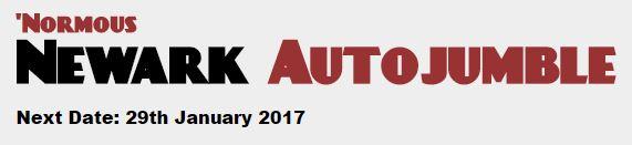 Normous Newark Autojumble 2017