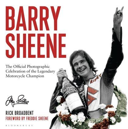 Barry Sheene autobiography