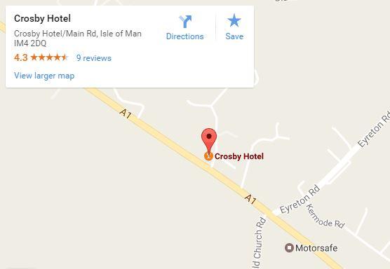 Crosby Hotel